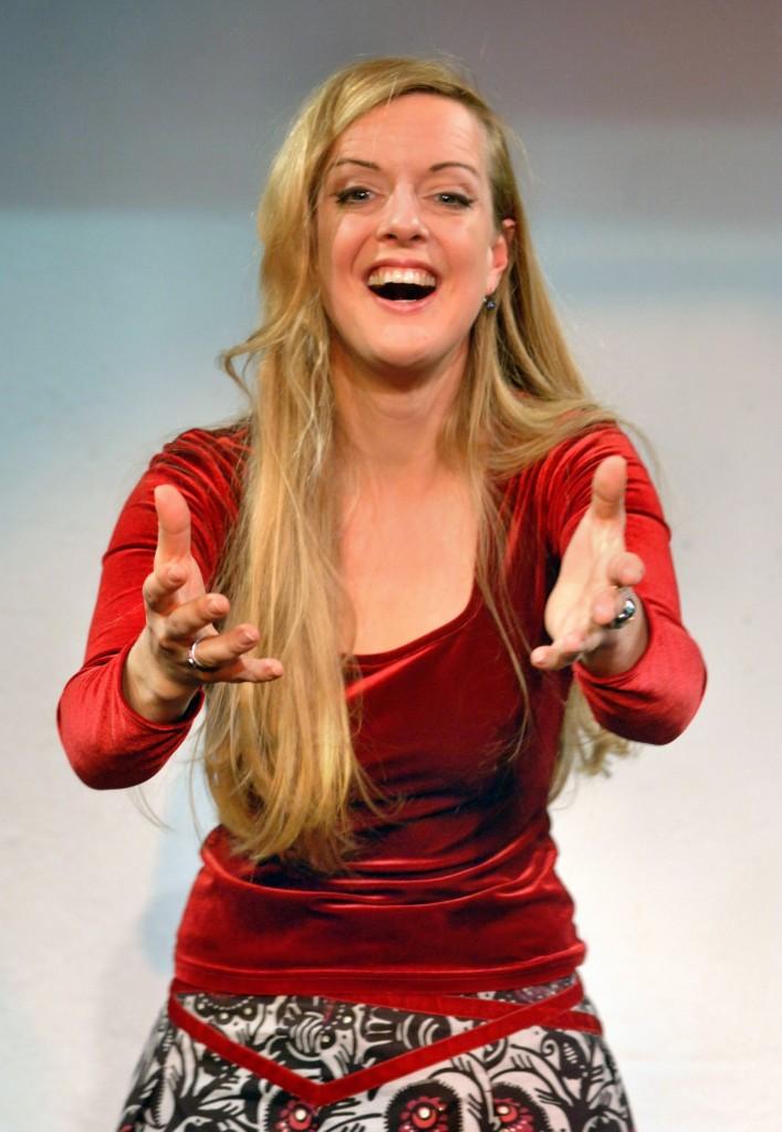 Verena Barth Sängerin - Gesangsunterricht